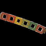Dorothy Bauer Crystal Bracelet