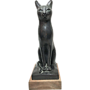 Austin Productions Cat Sculpture