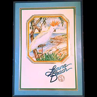California Cockatoo by John Ramos