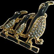 Vintage Penguin Pin