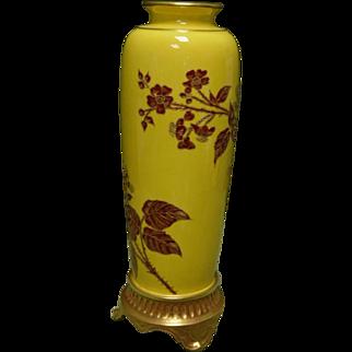 Royal Worcester Porcelain Vase