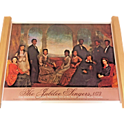 The Jubilee Singers 1873 Poster  and American Bar Association Limited Edition Poster