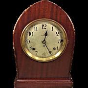 Vintage Seth Thomas Sonora 5 Bell Chime Clock # 14 Beehive Case Runs Chime Clock