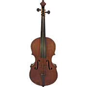 Antique J D O'Bryan Violin - Pittsburgh PA 1901 No Case