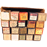 20 Vintage Player Piano Rolls Imperial QRS Melodee Piano Style DuoArt