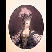 Secret Memoirs  The Court of Marie Antoinette Volume 1 George Barrie Publisher on Japanese Vellum