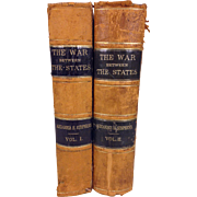 2 Vol Set A Constiutional View of the War Between the States By Alexander H. Stephens (Confederacy's Vice President) First Edition 1868 and 1870