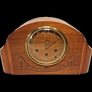 Vintage Seth Thomas Southbury Mantel Clock Art Deco Case Westminster Chimes Runs 124 Movement 1940