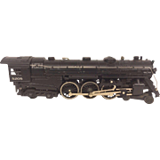Williams New York Central Steam Locomotive & Tender #5205 w/ Box HUD 100 Electronic Whistle & Bell China