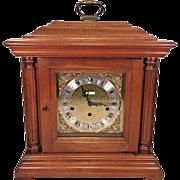 Vtg Seth Thomas Bracket Clock 3 Chime Options Model 1325 Seth Royal Runs Strikes & Chimes!  8 Strike Hammers