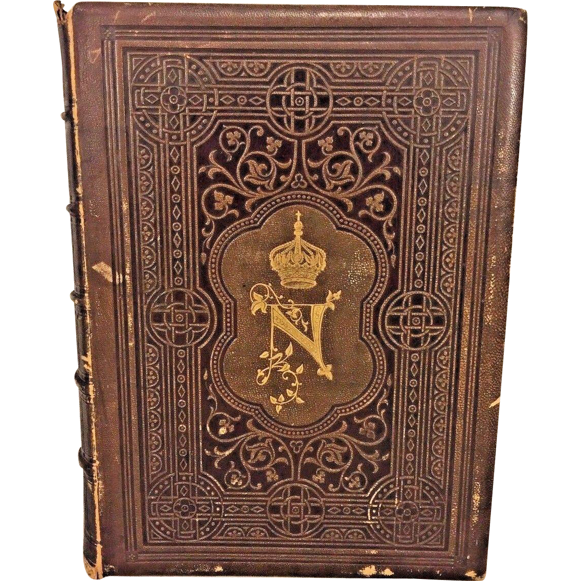 Antique Book Court of Napoleon or the Society Under the ...