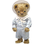 R. John Wright Dolls - Toddler Bear Walter