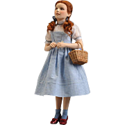 "16"" R. John Wright Dorothy Doll from The Wizard of Oz"