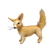 "8.5"" R. John Wright Doll Le Petit Prince Companion The Fox Limited Edition!"