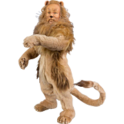 """17"""" Cowardly Lion by R. John Wright Limited Edition of 250 Wizard of Oz"""