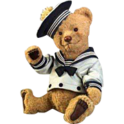 21 inch Bo-Sun from the R. John Wright Bears at Sea Collection