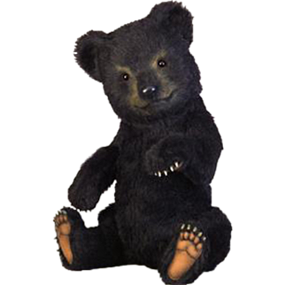 20 inch Duncan from the R. John Wright Bear Collection