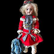 ANTIQUE DOLL DEP Depose  CONDITION perfect SWEET doll 45 cm perfect SWEET doll Jumeau body
