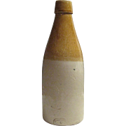 Antique Stoneware Beer Bottle J Macintyre #4 from the 1800's