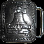 1926 Sesqui-Centennial Belt Buckle