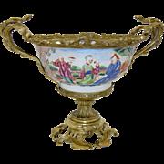 19th Century Mandarin Bowl