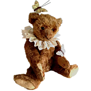 "Steiff Cinnamon Bear 13 "" old  1908"