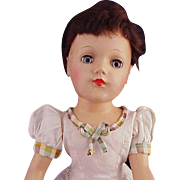 "Mary Hoyer Hard Plastic All Original doll 14 """