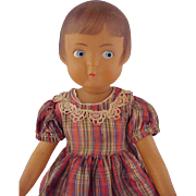 "15"" SNF French Celluloid Doll"
