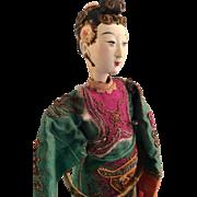 Chinese Opera Doll~ Empress~ All Original