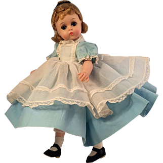Mme. Alexander ~Lissy as Amy~ from Little Women~ 11 inch~ all original