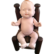All Bisque~ Hertwig Chubby Toddler~ Cute!