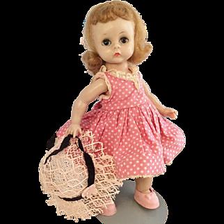 Alexander-kins BKW~  pink dot dress Tagged