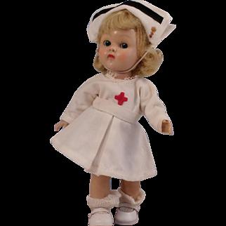 Nurse Uniform for Ginny 1954~ Medford Mass tagged
