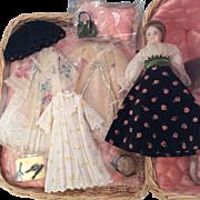 ~ Fashion Lady w Trousseau~ Doll Artist