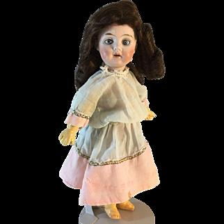 """11"""" Antique Bisque Doll ~ Bleuette size~1913"""
