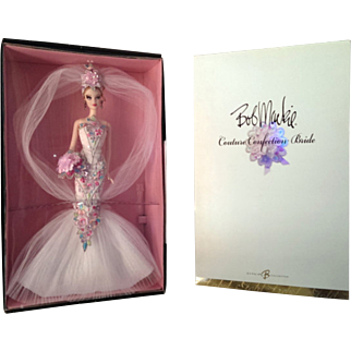 NRFB Collector Gold Label Bo Mackie Confection Couture Bride Barbie