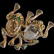 Coro Duette Jelly Belly Frogs