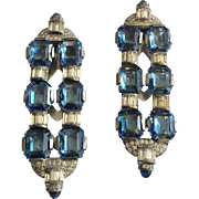 Pair of Outstanding VERY Deco Dress Clips