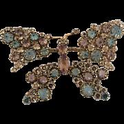 Schreiner Butterfly Trembler Pin
