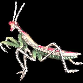 MB Boucher Preying Mantis