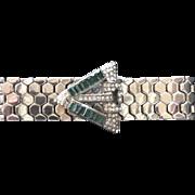 Crown Trifari Retro Bracelet