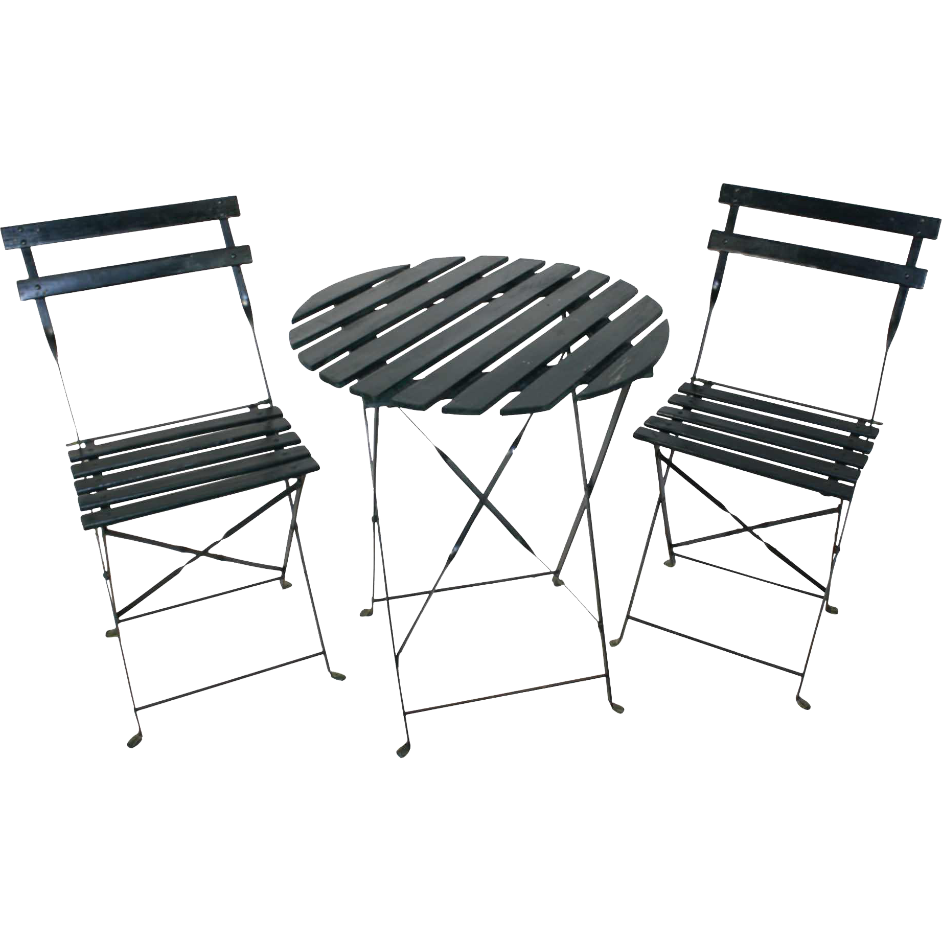 Garden Bistro Table And Chairs Set 3 From