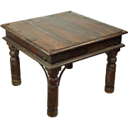 Square Spanish Table