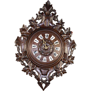 French Hunt Clock