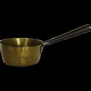 Brass 7 Inch Pot