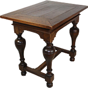 Rectangular Dutch Table