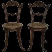Hunt Chairs Set/2