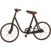 Early 20th Century Iron Childrens Bicycle