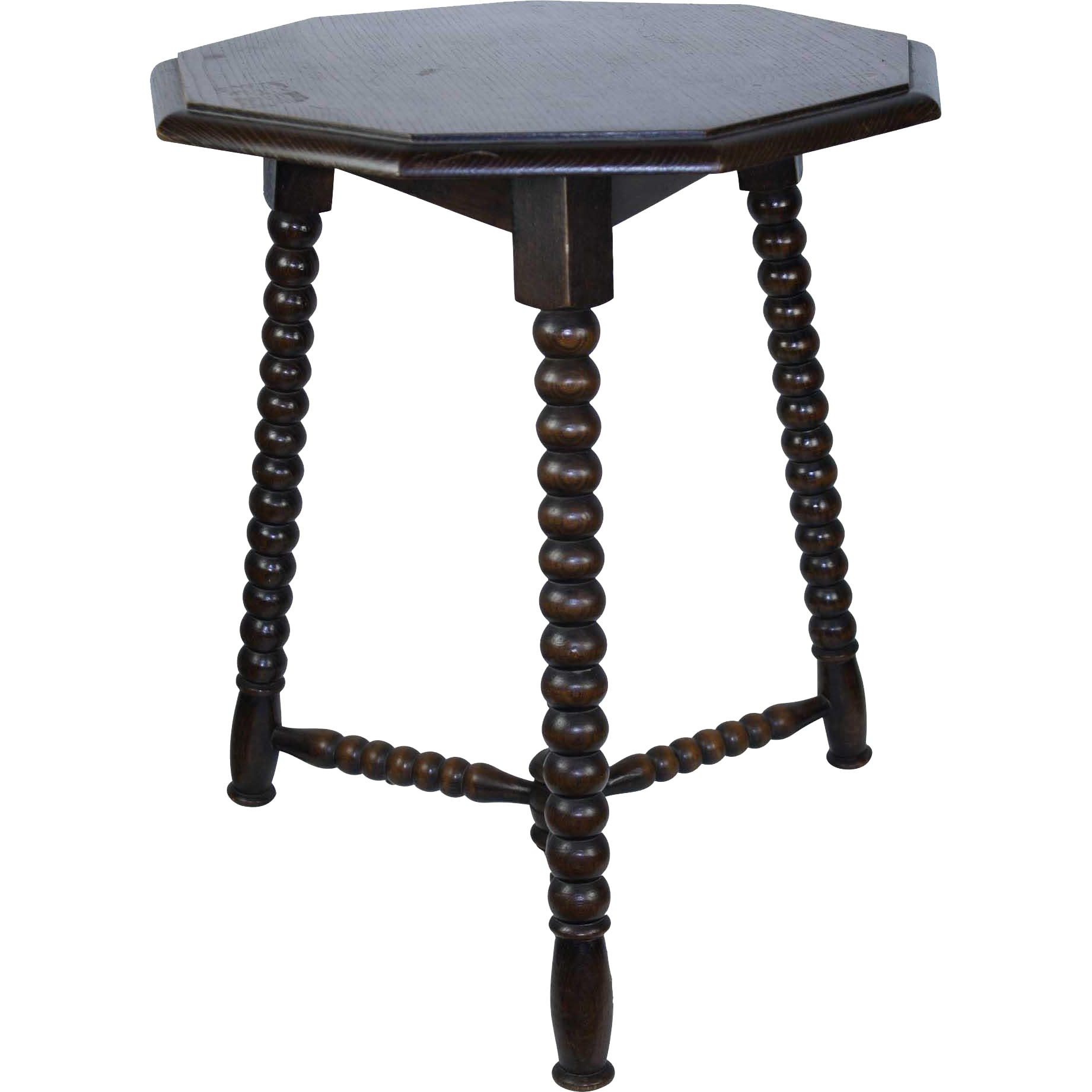 Octagon Side Table ~ Octagon side table from skicountryantiques on ruby lane