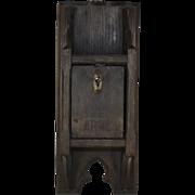 Wood Offering Box